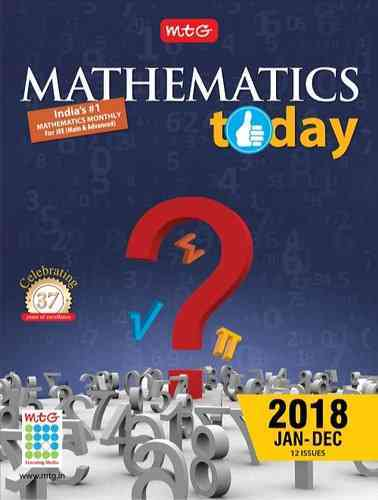English Mathematics Today 2018 (Jan to Dec), Mtg Editorial Board
