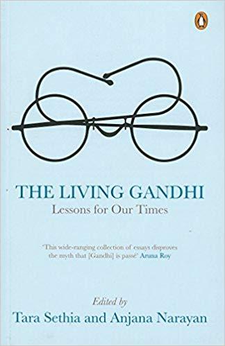The Living Gandhi