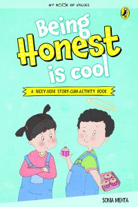 My Book of Values: Being Honest is Cool