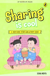 My Book of Values: Sharing  is Cool