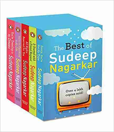 The Best of Sudeep Nagarkar (Box Set)