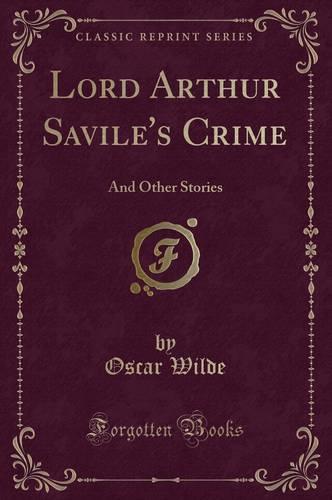 Lord Arthur Savile
