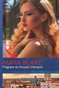 Pregnant At Acosta
