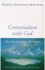 CONVERSATIONS WITH GOD  BOOK1 B BLUE COVER