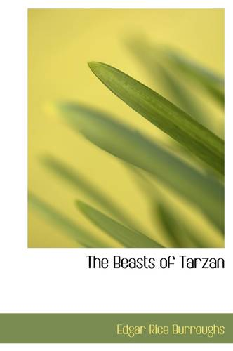 The Beasts of Tarzan (Large Print Edition)