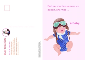 Baby Feminists: 25 Postcards for Change