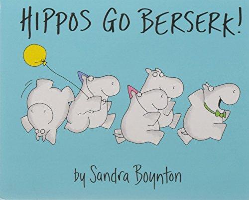 HIPPOS GO BERSEK!