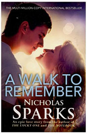 WALK TO REMEMBER (A FORMAT)