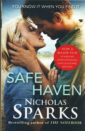 Safe Haven Nicholas Sparks Book
