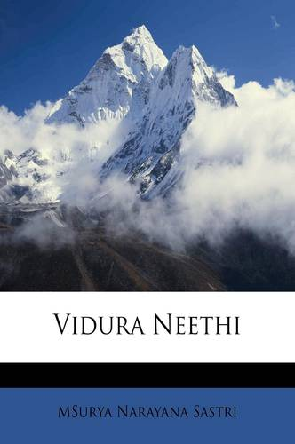 Vidura Neethi