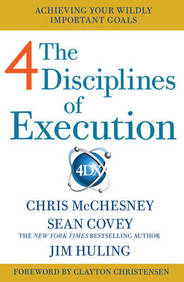 4 Disciplines Of Execution Book
