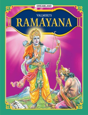 Valmiki`s Ramayana (English)
