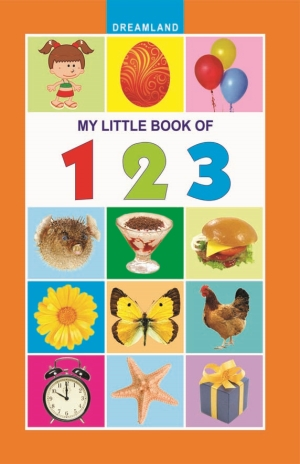 My Little Book - Numbers