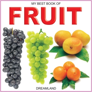 My Best Book Series - Fruits