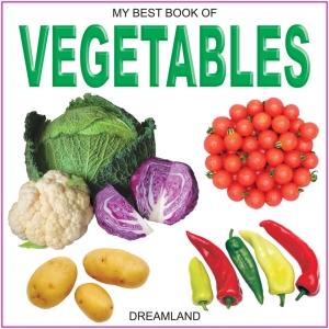 My Best Book Series - Vegetables