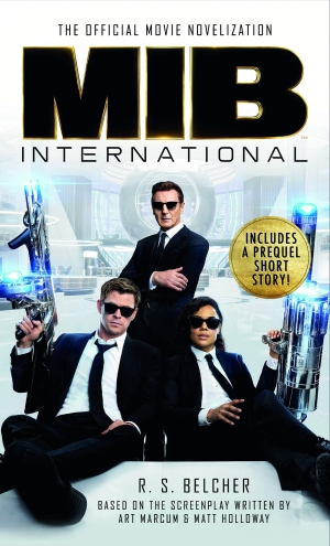 Men in Black International: The Official Movie Novelization