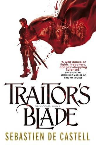 TRAITOR`S BLADE