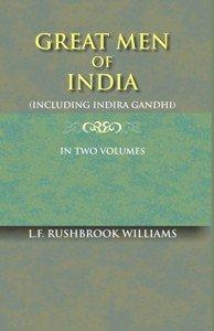 Great Men of India (Including Indira Gandhi)(2Vols.Set)