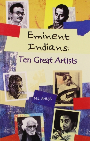 EMINENT INDIANS : TEN GREAT ARTISTS