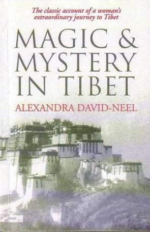 MAGIC & MYSTERY IN TIBET (RUPA)