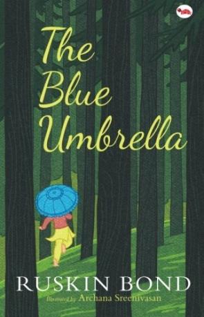 THE BLUE UMBRELLA (ILLUSTRATED)
