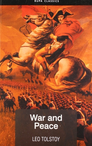 a literary analysis of war and peace by leo tolstoy War and peace is a novel by the russian author leo tolstoy, which is regarded as a central work of world literature and one of tolstoy's finest literary achievements غنوان: جنگ و صلح - لئو ن.