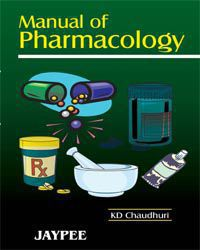 Manual of Pharmacology