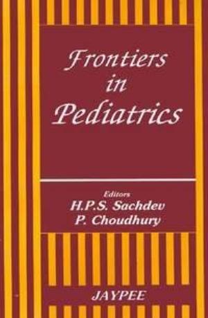 Frontiers in Pediatrics