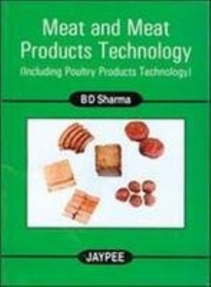 Meat And Meat Products Technology