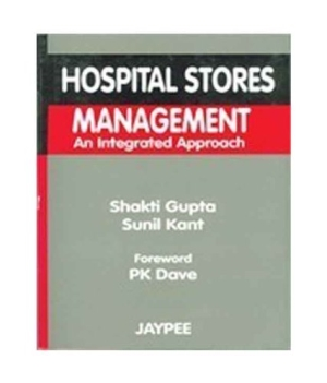 Hospital Stores Management: An integrated Approach