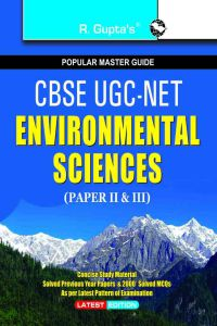 Ugc Net Environmental Science Book