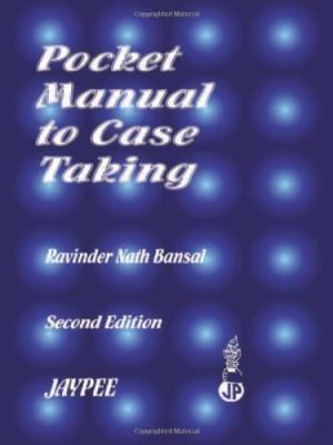 Pocket manual to case taking