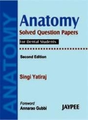 Anatomy Solved Question Papers (BMUHSN)