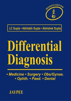Differential Diagnosis (Medicine, Surgery, Obs/Gynae, Ophth, Paed, Dental)