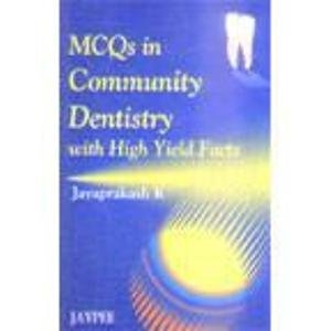 MCQs in Community Dentistry