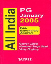 All India PG January 2005