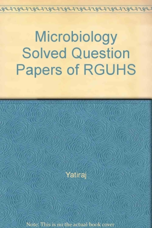 Solved Question Papers of RGUHS Microbiology