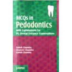 MCQs in Pedodontics