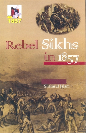 Rebel Sikhs in 1857
