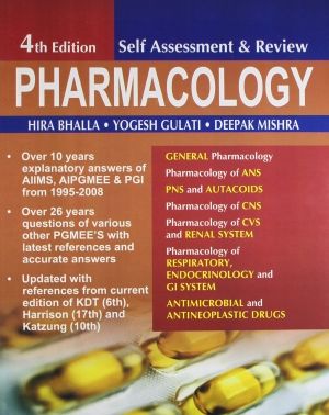 Self Assessment & Review Pharmacology