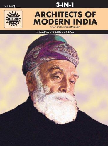 Architects Of Modern India(Amar Chitra Katha)