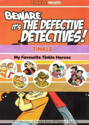 My Favourite Tinkle Heroes- 1 (Pack of 6)(Amar Chitra Katha)