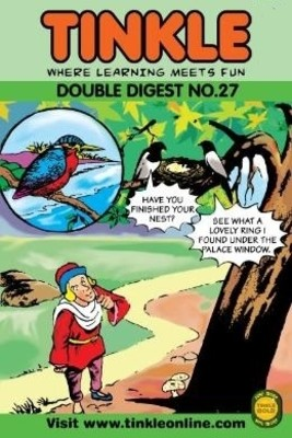 Tinkle Double Digest No. 27