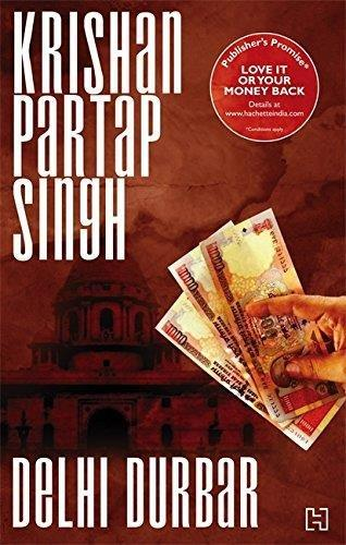 DELHI DURBAR - BOOK 2 THE RAISINA TRILOGY (SRD)