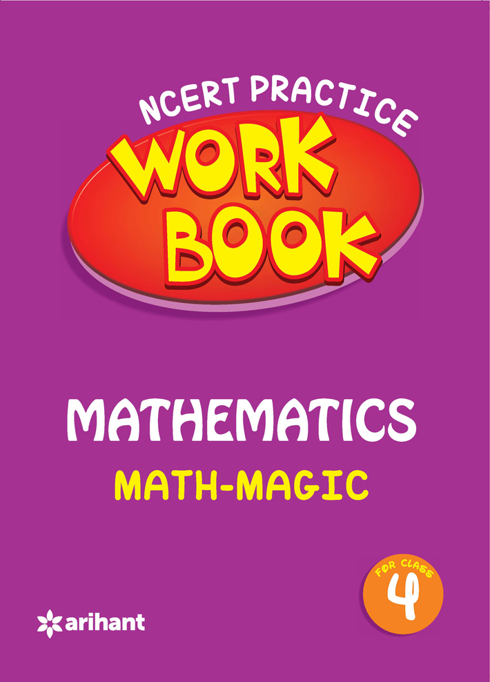 Buy NCERT Practice Workbook Mathematics With Magic Class 4 by ...