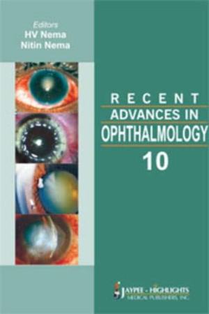 Recent Advances in Ophthalmology (Vol. 10)