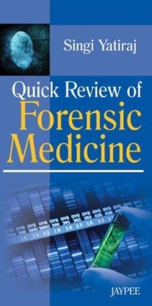 Book Of Forensic Medicine