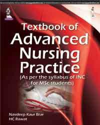 Textbook of Advanced Nursing Practice