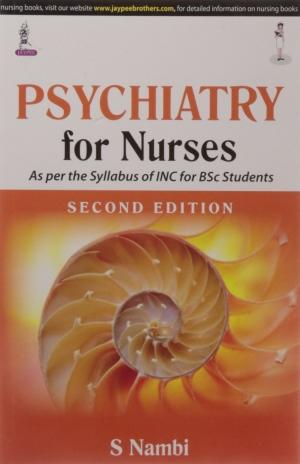 Psychiatry for Nurses
