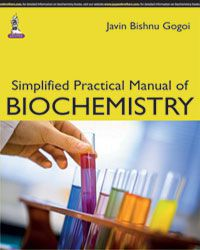 buy simplified practical manual of biochemistry by gogoi javin rh markmybook com biochemistry laboratory manual for undergraduates an inquiry-based approach biochemistry practical manual free download
